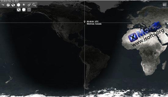 Mac平台的大型恒星数据库软件 : SkyORB 3D