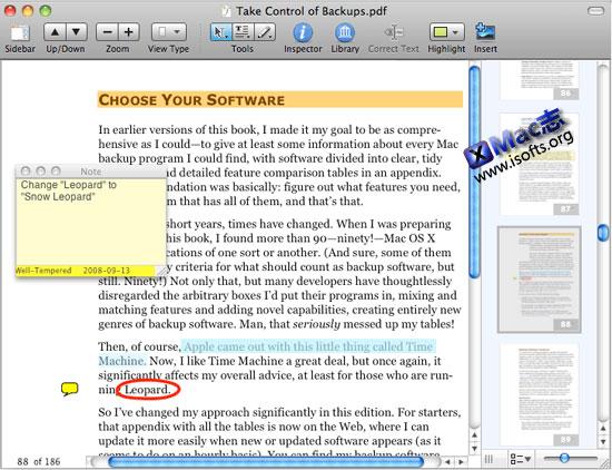 PDFpenPro for Mac:Mac平台的PDF编辑工具