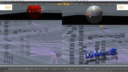 Mac平台的三维设计软件 : Modo 701