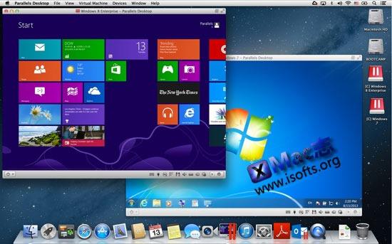 [Mac]最强大的虚拟机工具 : Parallels Desktop 9