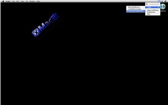 让Mac电脑为我们营造出咖啡馆的声音环境 : Coffitivity for Mac