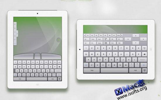 把你的iOS设备作为Mac电脑的无线鼠键 : Remote Mouse