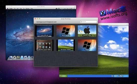 [Mac]远程控制软件 : Jump Desktop (Remote Desktop)