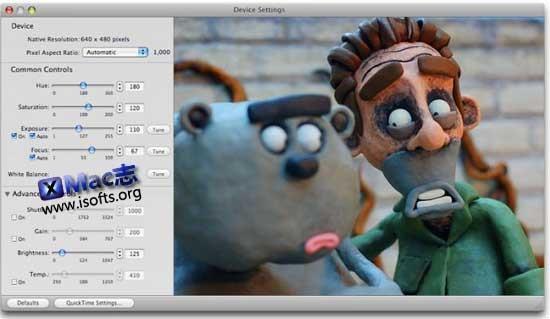 [Mac]定格动画制作软件 : iStopMotion