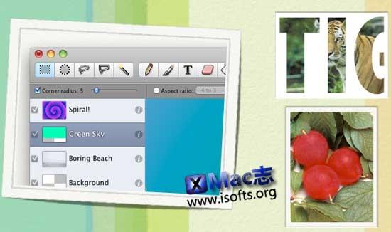[Mac]图像编辑处理工具 : Seashore
