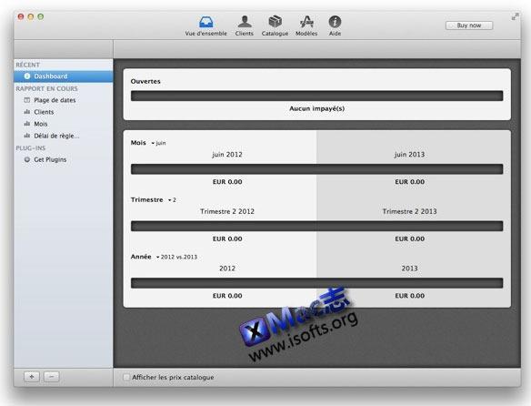 [Mac]专业的单据版面设计工具 : GrandTotal