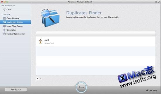 [Mac]好用的系统优化工具 : MacBooster