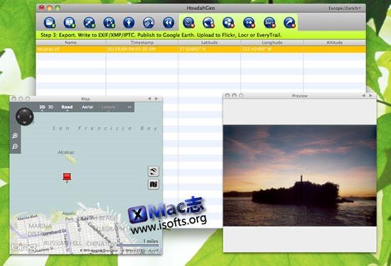 [Mac]给照片加上地理位置信息 : HoudahGeo