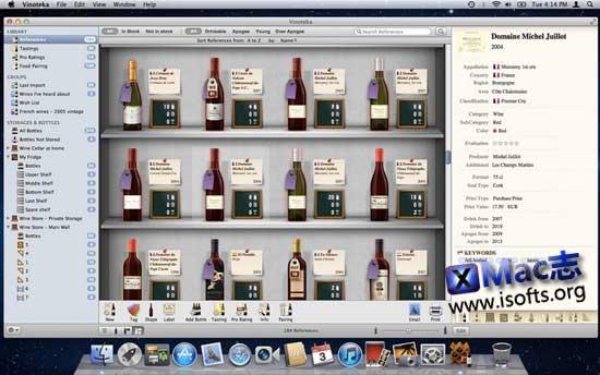 [Mac]专业的酒窖管理工具 : Vinoteka