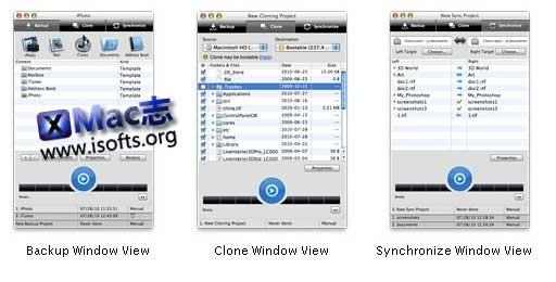 [Mac]文件同步备份工具 : Get Backup Pro