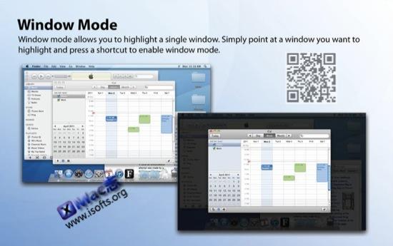 [Mac]提高注意力的软件 : FocusMask