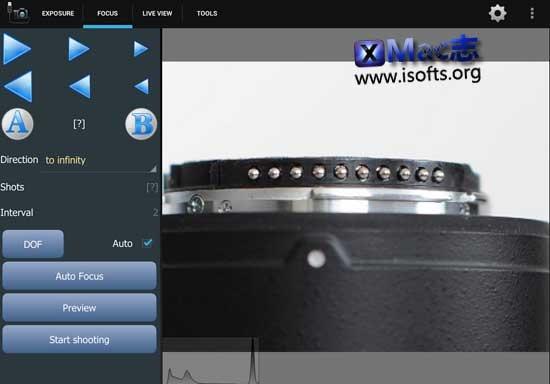 [Mac]单反遥控拍摄软件 : Helicon Remote Pro