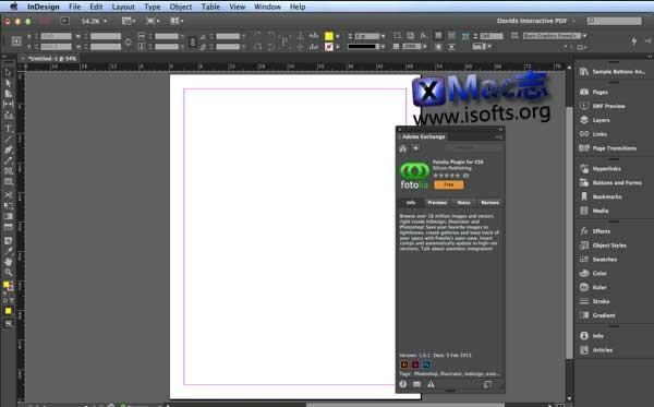 [Mac]桌面出版与设计软件 : Adobe InDesign CC
