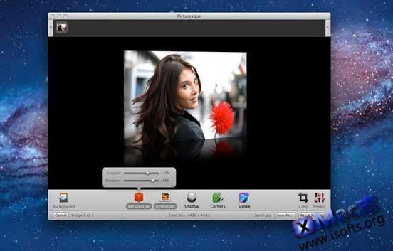 [Mac]图片美化工具 : Picturesque