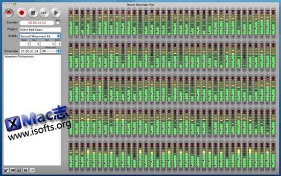 [Mac]多音轨录音工具 : Boom Recorder Pro