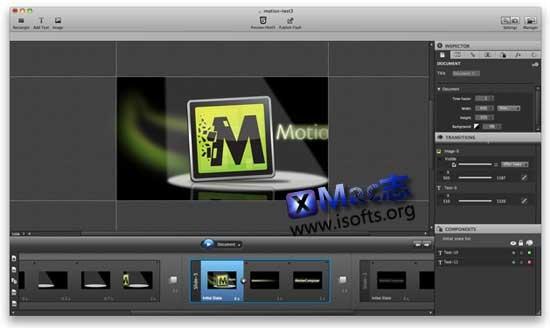 [Mac]网页动画制作软件 : Motioncomposer