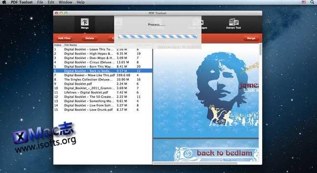 [Mac]多功能PDF文件处理工具 : PDF Toolset
