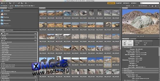 [Mac]Adobe Bridge CC :Adobe Creative Cloud 的控制中心