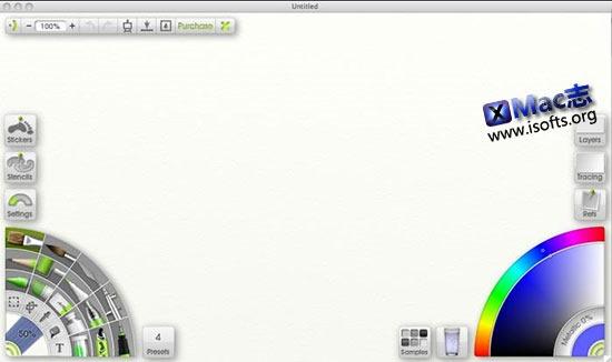 [Mac]有趣实用的绘画工具 : ArtRage