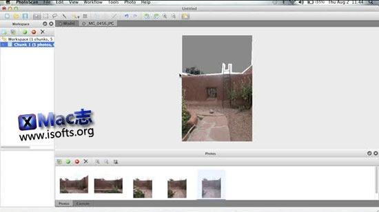 [Mac]3D扫描软件 : Agisoft PhotoScan Pro