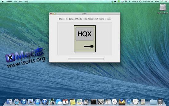 [Mac]文件编码工具 : OldHex
