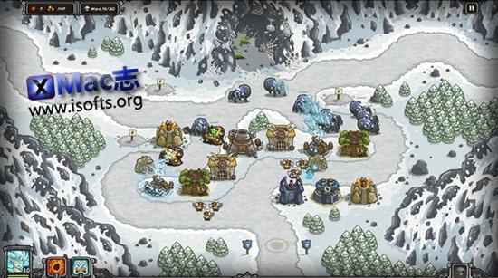 [Mac]塔防类游戏 : Kingdom Rush(皇家守卫军)