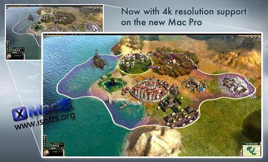 [Mac]文明5 (Civilization V:Campaign Edition)