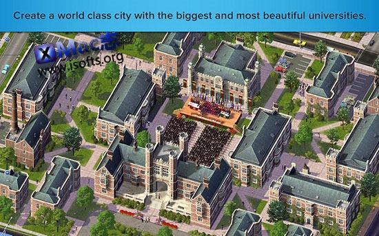 [Mac]SimCity 4 : 模拟城市4