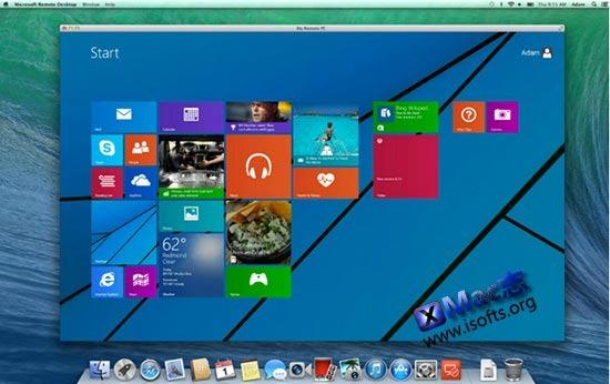 [Mac]Mac远程控制Windows电脑 : Microsoft Remote Desktop
