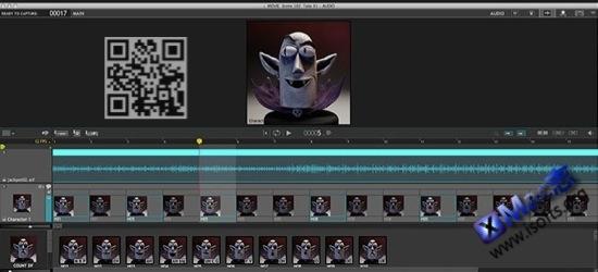 [Mac]全功能的动画制作工具 : Dragonframe