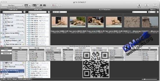 [Mac]卷分析及索引工具 : Tri-CATALOG