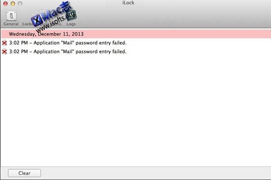 [Mac]给任何应用程序加密上锁 : iLock