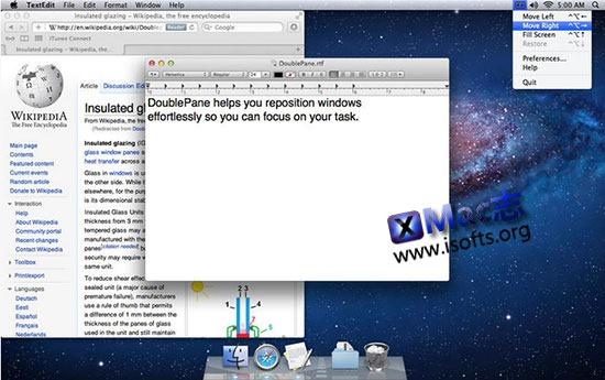 [Mac]增强型窗口管理工具 : DoublePane