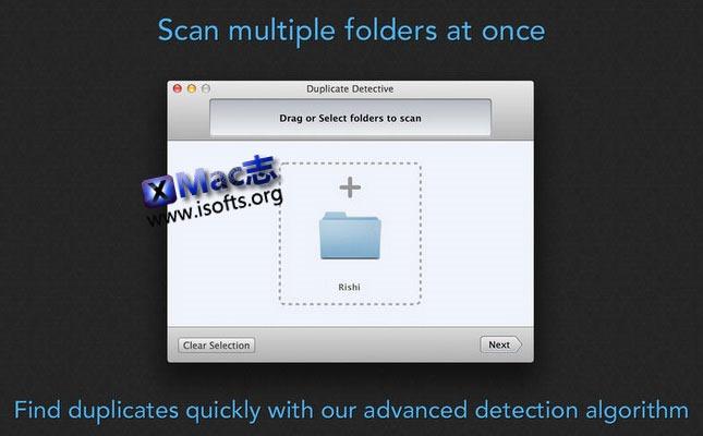 [Mac]重复文件查找工具 : Duplicate Detective