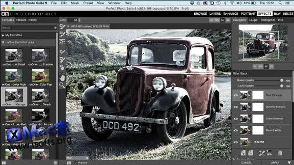 [Mac]图片查看浏览的工具 :OnOne Perfect Browse