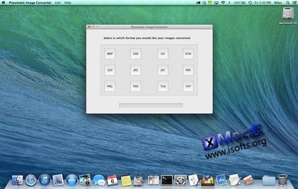 [Mac]图像格式转换工具 : Pneumatic Image Converter