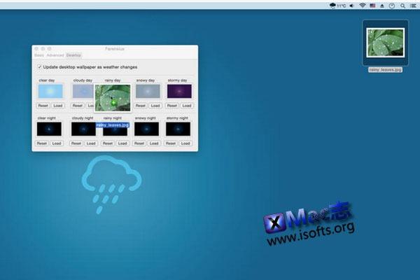 [Mac]精致的天气预报软件 : Farensius