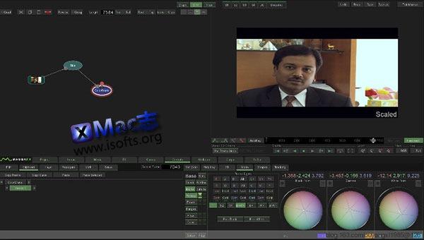 [Mac]电影级VFX合成软件 : SGO MambaFX