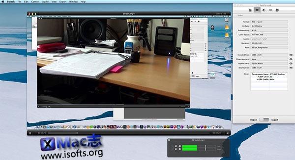 [Mac]多媒体播放及转换工具 : Telestream Switch Pro