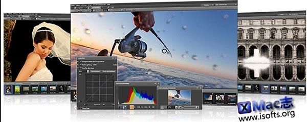 [Mac]Dxo全套视频处理工具 : Dxo Labs Pack