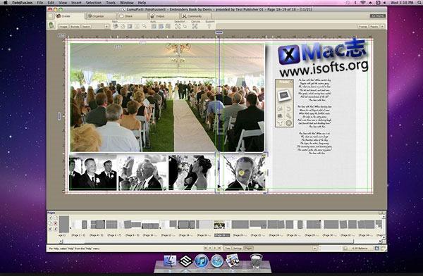 [Mac]制作照片拼贴及美化工具 : LumaPix FotoFusion