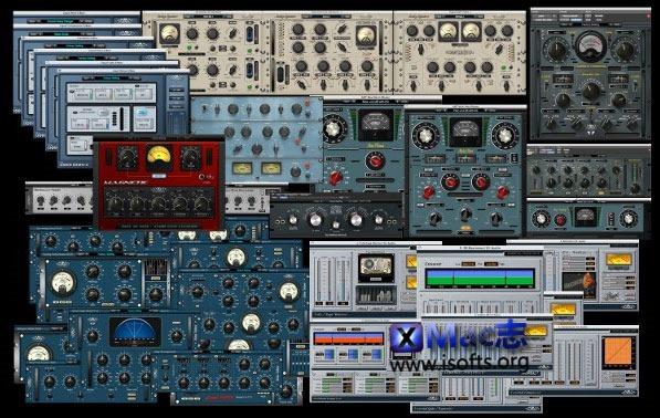 [Mac]专业音频编辑工具:Integral Studio Pack 3