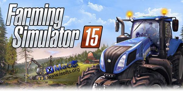 [Mac]模拟农场(经营类游戏) : Farming Simulator