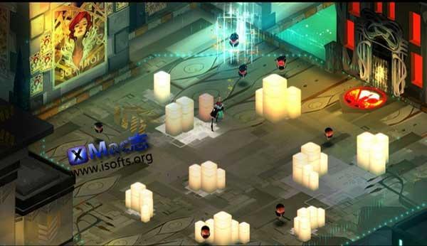 [Mac]晶体管 : Transistor(RPG游戏)