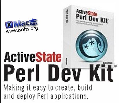 [Mac]Perl开发工具 : ActiveState Perl Dev Kit Pro