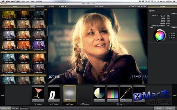 [Mac]AE超级特效插件 : Red Giant Effect Suite