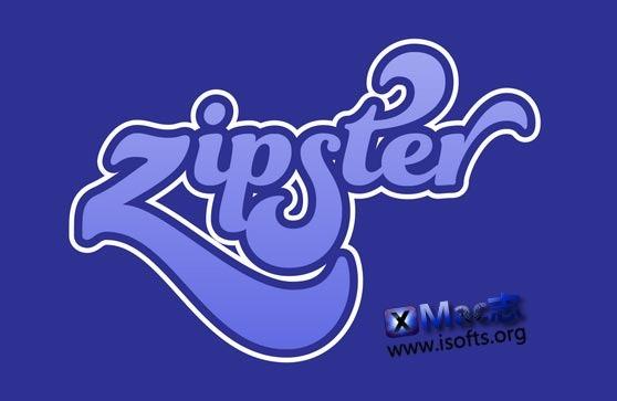 [Mac]另类的压缩解压缩工具 : Coriolis Zipster