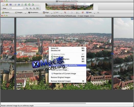 [Mac]全景图像制作工具 : PanoramaStudio Pro