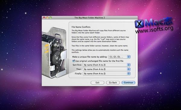 [Mac]增强型文件文件夹管理工具 : Big Mean Folder Machine 2