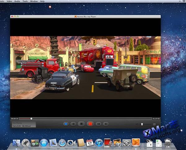 [Mac]蓝光视频播放器 : Aurora Blu-ray Player